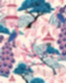 Pink Peacock Chinoiserie V01-Beige.jpg