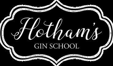 Hothams Gin School Logo
