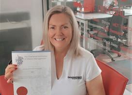 O'Donovan Waste MD Jacqueline O'Donovan made Fellow of the CIWM