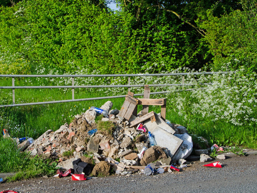 Councils handed power to fine householders over fly-tipping