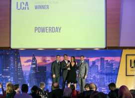 Powerday Named London Construction Supplier of the Year