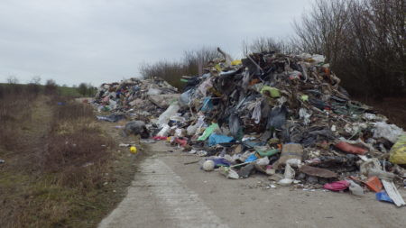 Company owner fined after hiring 'rogue waste collector'