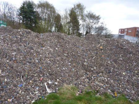 Jail term for 'trommel fines' school dumping