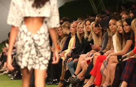 London Fashion Week sparks recycling debate