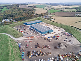 Safeguarding the production and storage of SRF with Hamilton Waste and Tarmac