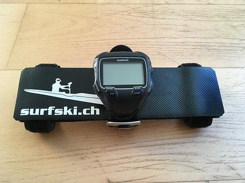 GPS-Uhr-Halterung für Surfski-Fussschlaufen