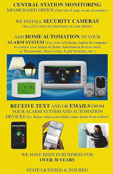 JP Security, alarm, camera, home automation, install, repair