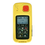 Atlas Protector+|ATEX certified intrinsically safe| Dedicated lone worker man down device with speed diall buttons, GPS, LCD Screen