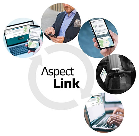 Aspect Link Alarm Management and response for lone worker, mand down and assets