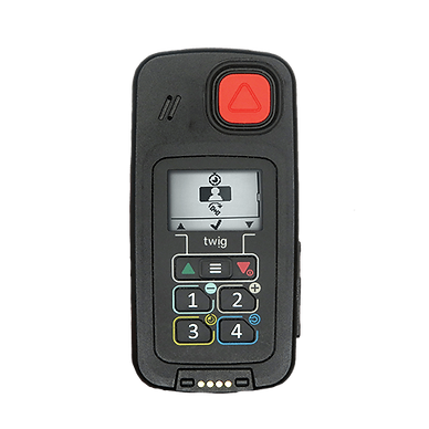 lone worker man down GSM 3G 4G GPS IP67 Rugged light weight speed dial large SOS button