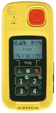 ATEX Intrinsically safe lone worker man down GSM 3G 4G LTE GPS IP67 Rugged small light weight