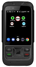 Rugged smartphone for PTT POC and SOS Lone Worker Man Down