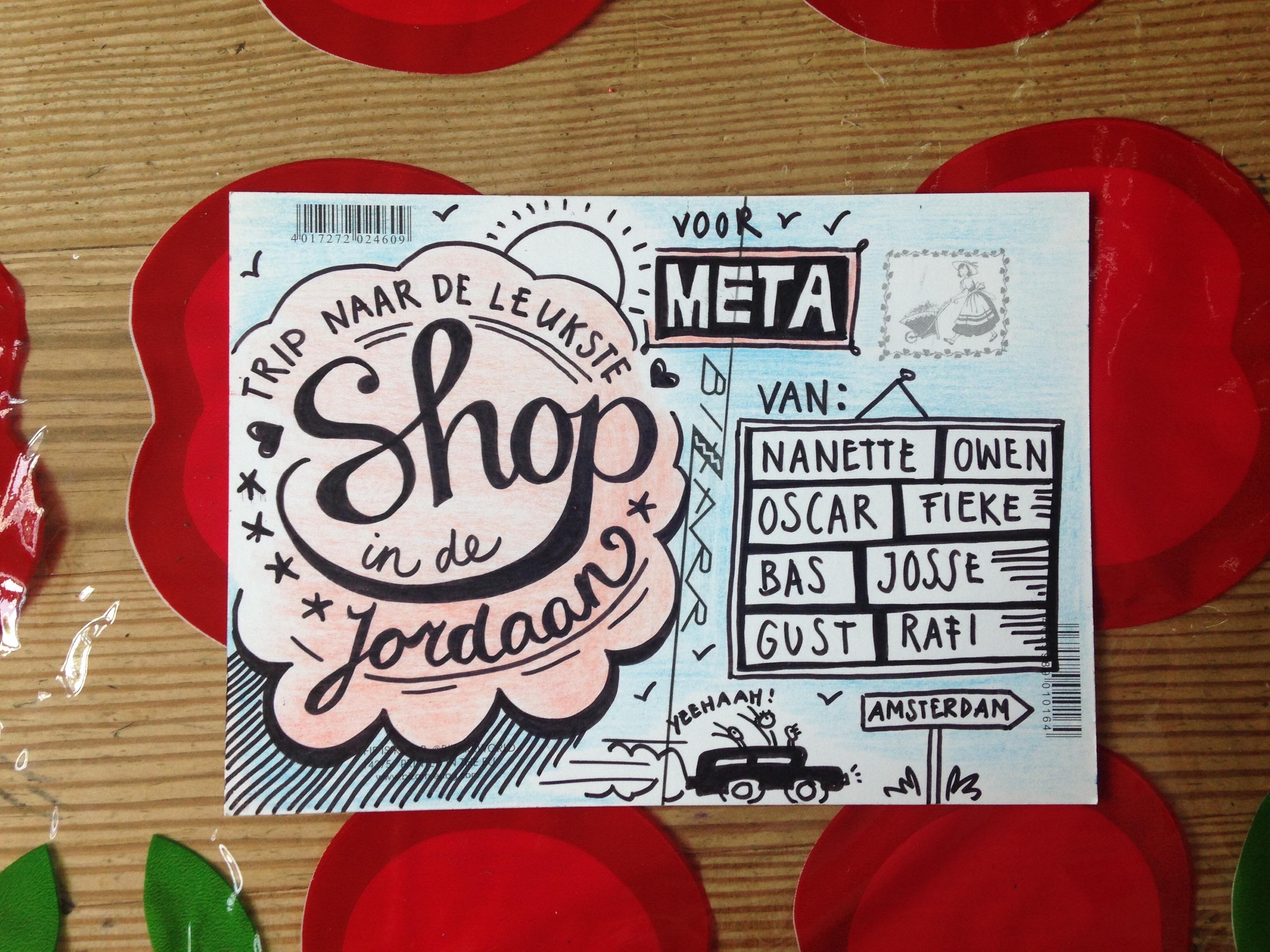 Kaart Shop