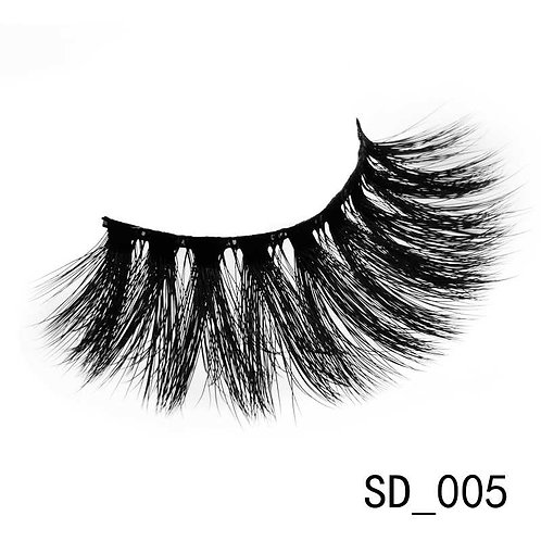 Real Mink 3D Eyelashes