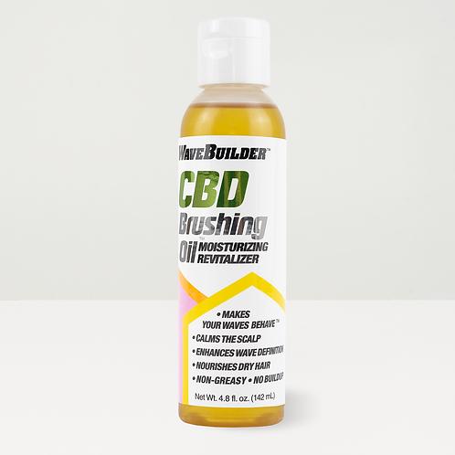 CBD Brushing Oil Moisturizing Revitalizer