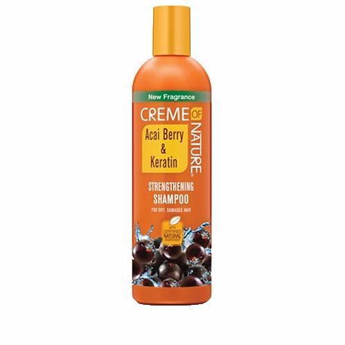 Acai Berry & Keratin  Strengthening Shampoo