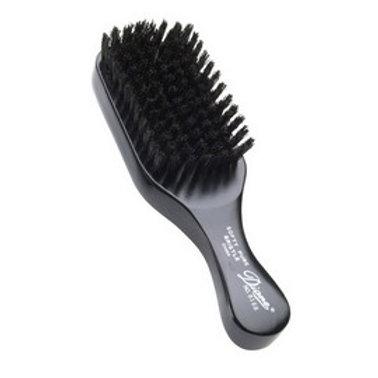 Softy Club Brush 7 inch-Black Wood Handle