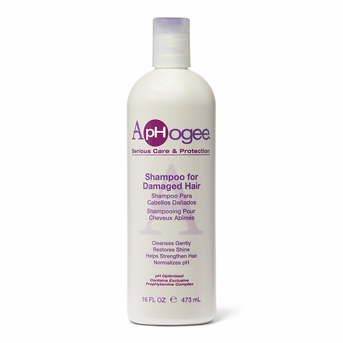 A ph ogee Shampoo for Damaged Hair