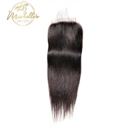 Brazilian Straight Hair Closure