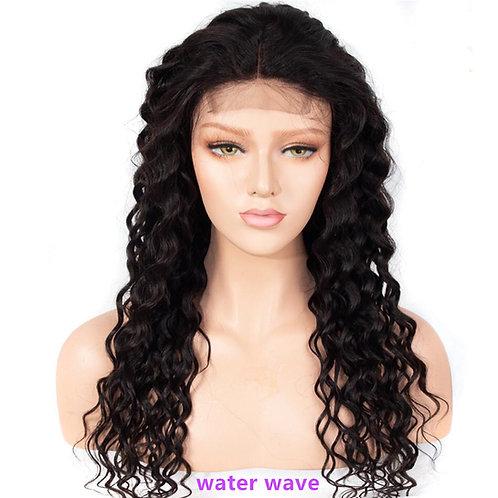 Water Wave Human Hair Wig