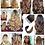 Thumbnail: Seamless Clip-In Human Hair Extension