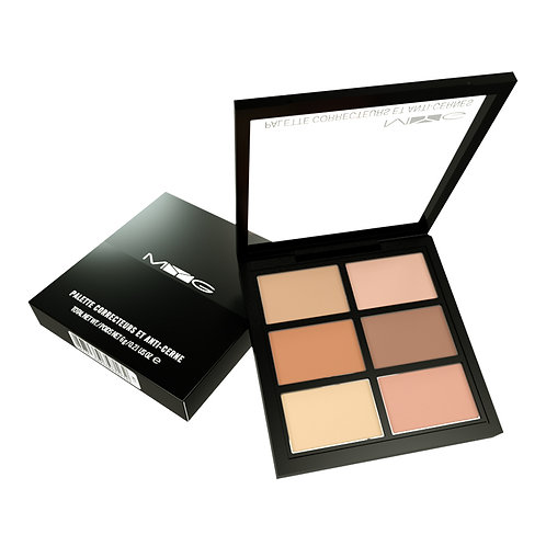 Light Color Concealer Highlighting Contour Foundation Palette