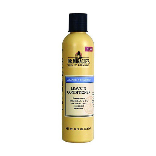 Dr.Miracles Leave In Conditioner