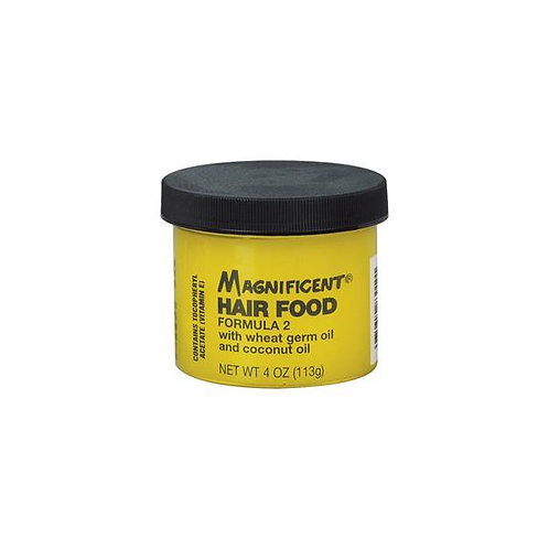 Magnificent Hair Food Formula 2