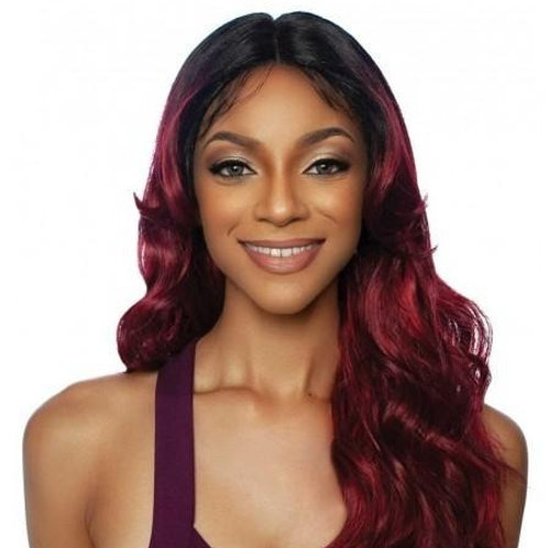 Main Concept Trendy Curtain Bang HD Trendy Lace Front Wig