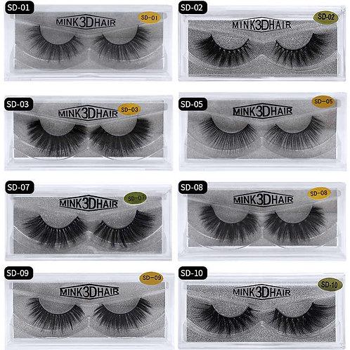 SD Series Faux Mink Eyelashes