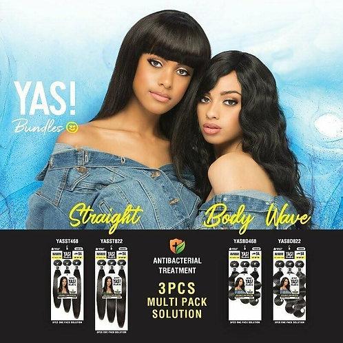 YAS! Hair Bundles by Vivica A Fox 100% Unprocessed Human Hair