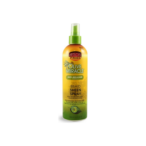 Olive Miracle Braid Sheen Spray