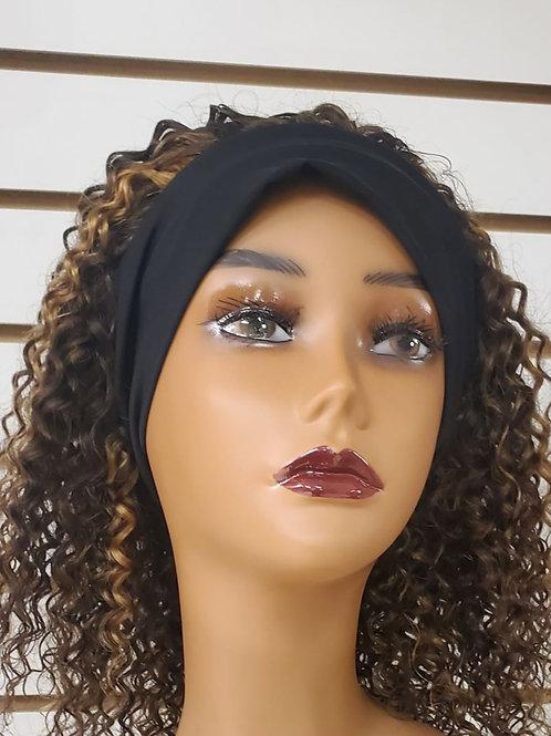 Head Band Wigs - Human Hair