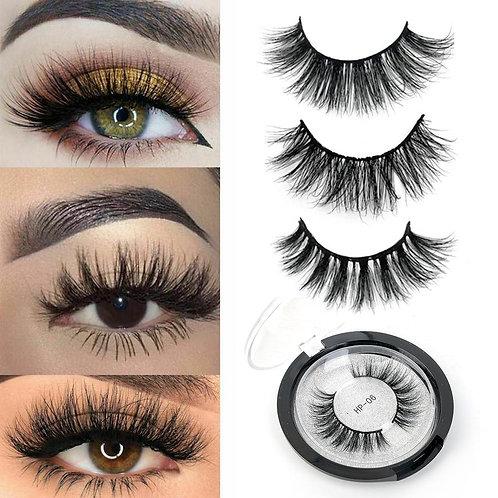 3D Mink Eyelashes HP Series