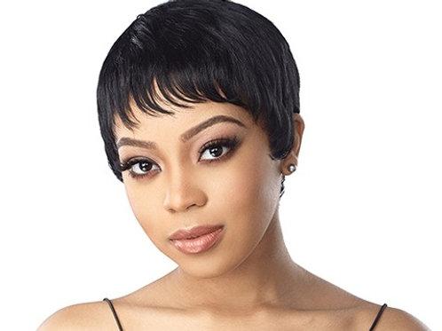 Celebrity Teva – 100% Human Hair Wig
