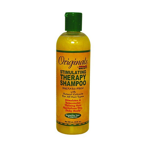 Africa's Best Original Stimulating Therapy Shampoo