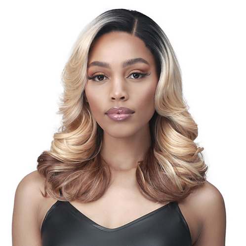 Bobbi Boss HD Ultra Scalp Illusion Synthetic Lace Front Wig