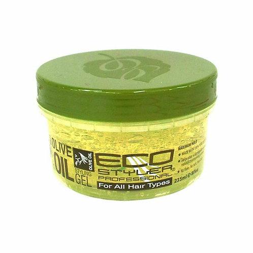 Eco Styler Olive Oil Gel 8 oz