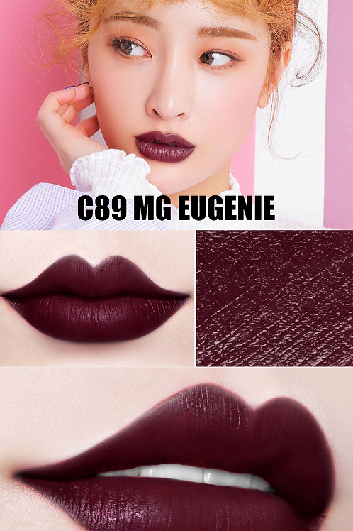 C89 MG Eugenie Matte Romantic Color Lipstick