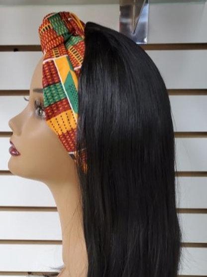 Head Band Wig