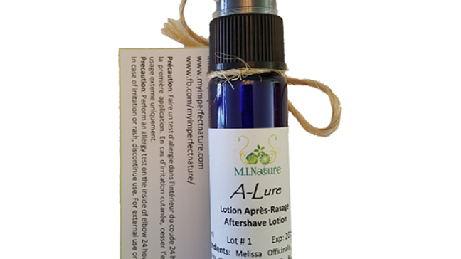 A-Lure - 30 ml Lotion Après-Rasage Rafraîchissante
