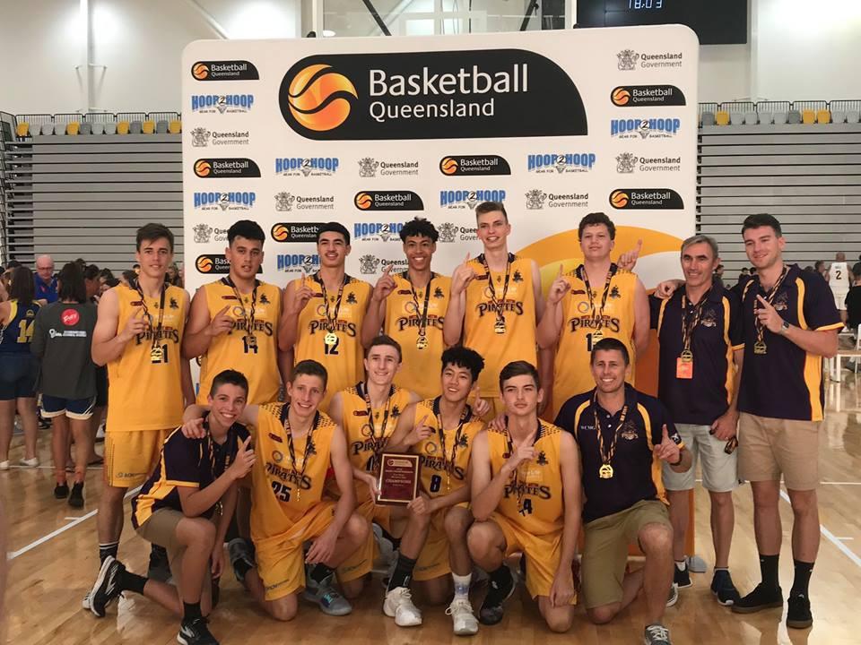 2019 U18 Men's State Champions