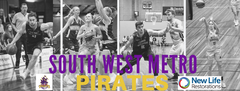 """""""Pirates"""" QBL Live Streaming this weekend!"""