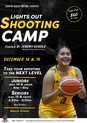 "Register now for our SWM ""Lights Out"" Shooting Camp - 18 & 19 December 2020 at Hibiscus."