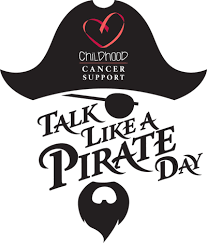 """""""Talk Like A Pirate Day"""" - Saturday 19 September 2020"""
