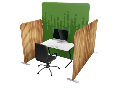 Workplace Divider Single