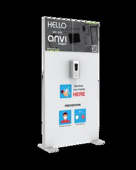 """Hand Sanitizer Dispenser - Hi-LED Edition - 39""""x78"""""""