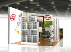 Trade Show Exhibits Anvi 10x20