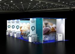 Trade Show Exhibits Anvi 30x50