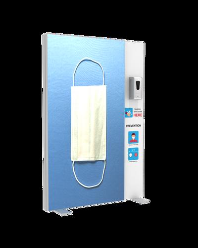 """Hand Sanitizer Dispenser - Backlit Edition - 52""""x78"""""""
